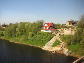 Photo: На берегу реки Сясь