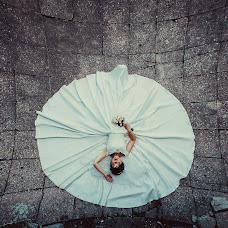 Wedding photographer Khristina Volos (xrystuk). Photo of 29.05.2017