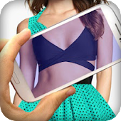 Girl Body Scanner Prank - Cloth Scanner Simulator