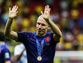 Robben est fâché sur Martins Indi