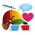 Aviary Stickers: Free Pack icon