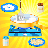 Cooking rice Games for Girls