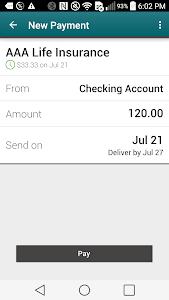IAA Credit Union Mobile screenshot 4