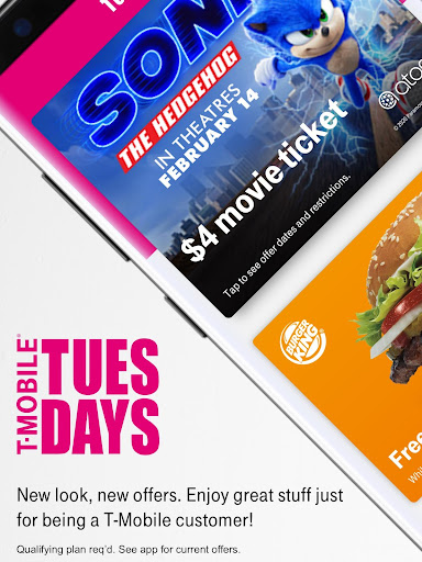 T-Mobile Tuesdays screenshot 1