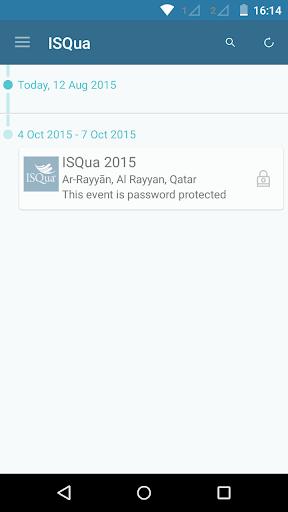 ISQua Events