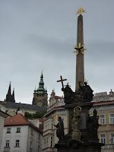 Photo: Prag, Platz vor St. Niklas