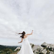 Wedding photographer Ulyana Lenina (UlichKulich). Photo of 08.06.2018