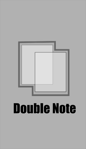 Double Note Text Editor