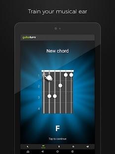 guitar tuner free guitartuna for pc windows mac. Black Bedroom Furniture Sets. Home Design Ideas