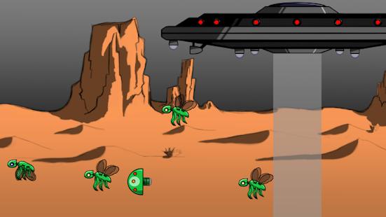 Copter A2L: Alien Invasion - náhled