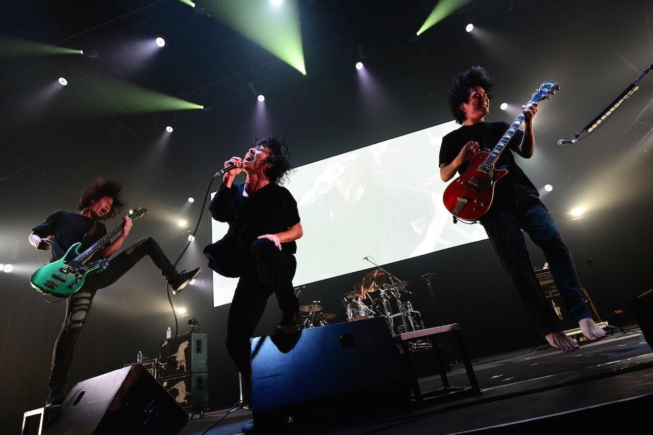 【迷迷現場】COUNTDOWN JAPAN 18/19 THE BACK HORN 充滿一體感的演出超狂熱