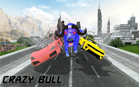 Bull Robot Warrior vs Transform Robots 2018 apk screenshot