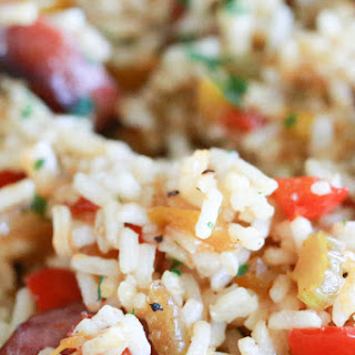 Sausage Peppers White Rice Recipes