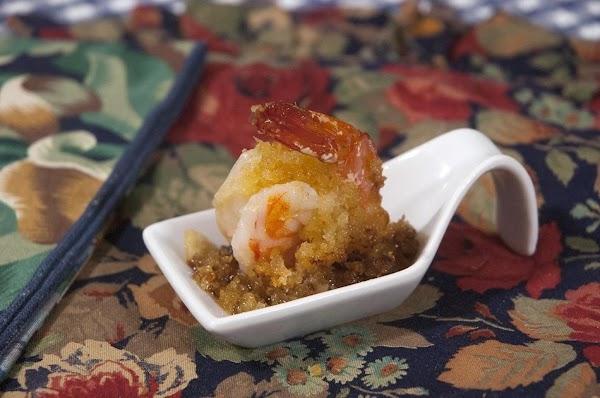 Baked Shrimp Scampi Appetizer Or Starter Recipe