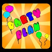 Party Plan  Icon