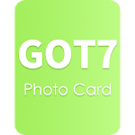 PhotoCard for GOT7 Icon
