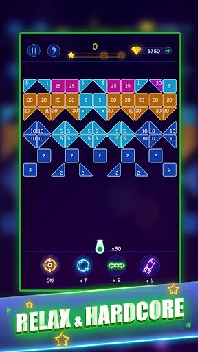 Bricks Breaker - Ball Crusher 1.3.5 screenshots 4