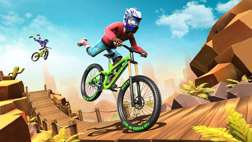 Télécharger Dirt Bike Racing Stunts APK MOD 1