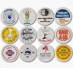 Photo: Button Badges