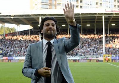 Mehdi Bayat a promis une prime conséquente à ses joueurs en cas de victoire à l'Antwerp