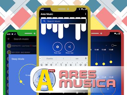 Baixar Ares Mp3 Music Player Para Android Última Versão – {Atualizado em 2021} 1