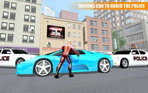 Télécharger Gratuit miami corde hero vegas gangstar mod apk screenshots 2