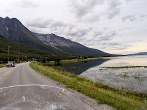 Photo: Maisema muuttuu norjalaisemmaksi. Hyvä!