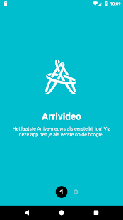 ArriVideo - náhled