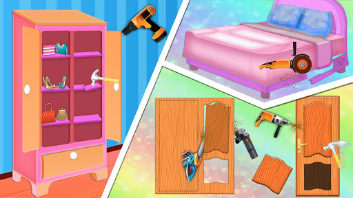 Repair Modern House: Cleaning & Fix it Game 0.2 screenshots 11