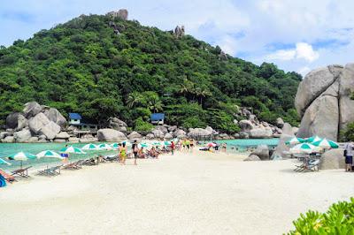 Day Trip to Koh Nangyuan & Koh Tao by Insea Speedboat from Koh Samui
