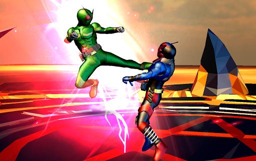 Rider Wars : Double Henshin Fighter Legend Climax 1.1 screenshots 1