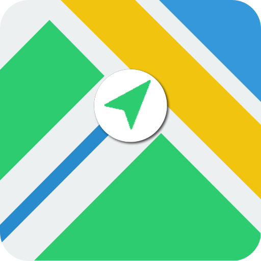 New Maps GPS Fast Navigation Near By Places Finder