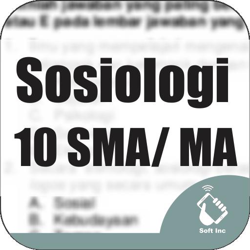 Kelas 10 SMA-SMK-MA Mapel Sosiologi