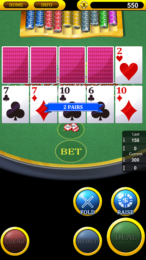 Caribbean stud poker in vegas casinos