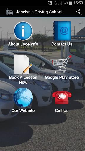 下載Jocelynes Driving School讓您成就App商業價值新思維!
