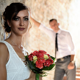 by Sasa Rajic Wedding Photography - Wedding Bride & Groom ( wedding photos destination, wedding photography, wedding photographers, wedding day, weddings, wedding, wedding dress, wedding photographer )