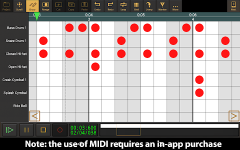 Audio Evolution Mobile Studio screenshot 21