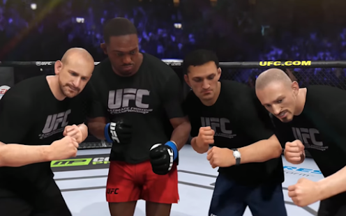 Action for UFC Pro screenshot