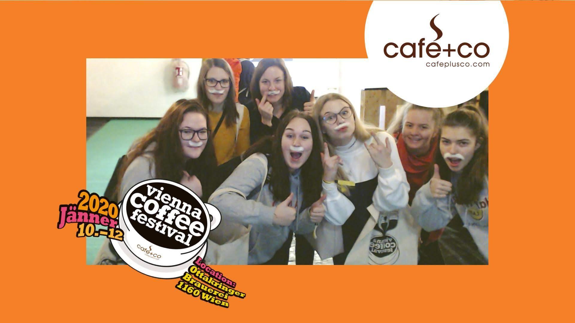 Kaffeekennerinnen im Café Landtmann und am Vienna Coffee Festival