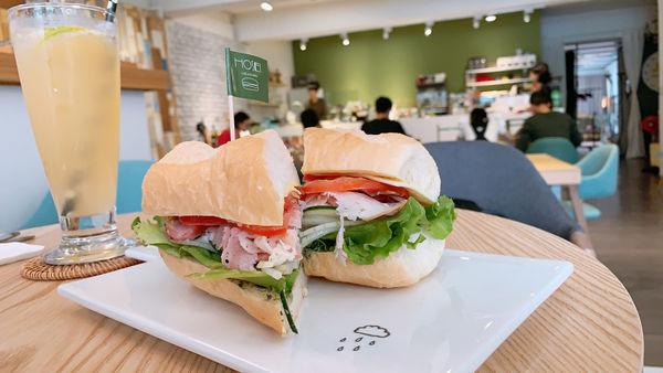  HOSEI subs & drinks 好時好食  寵物友善、親子友善早午餐下午茶輕食餐廳 民生社區延壽街