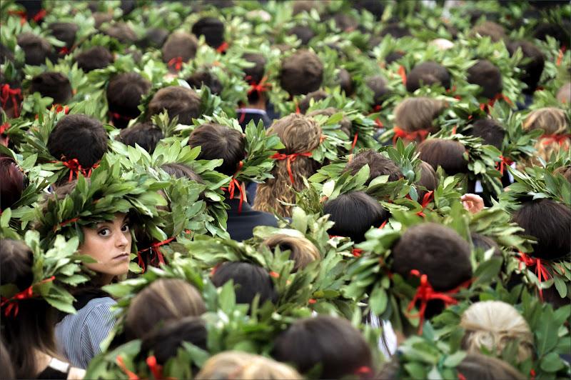 Selva di neolaureati di alberto raffaeli
