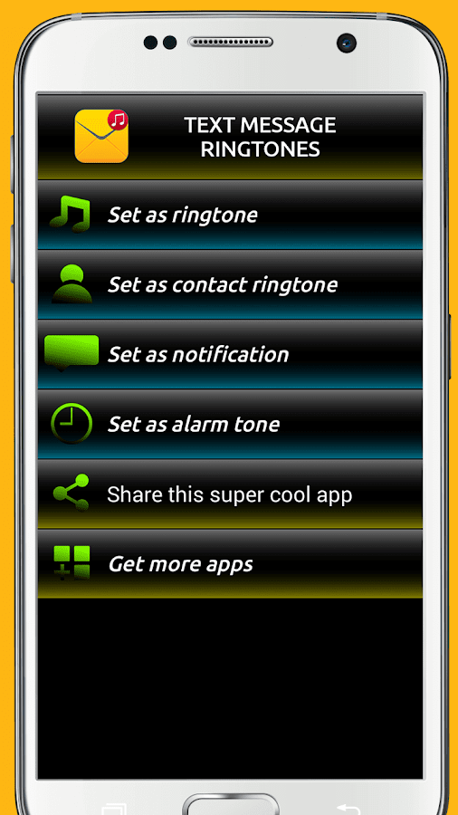 free message alert tones for mobile phones