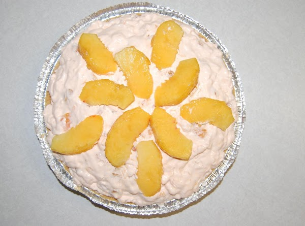 Cool 'n Easy Peach Pie Recipe