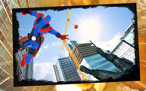 Superhero Survival Rescue : Battle Royale 1.2 screenshots 6
