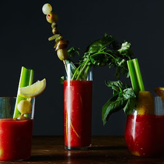 A Very Good Bloody Mary.