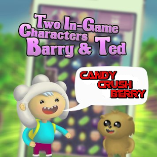 Candy Crush Berry - náhled
