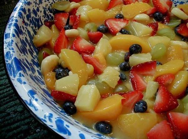 Amazing Fruit Salad! Recipe