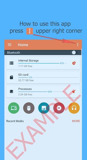 Bluetooth Files Transfer 4.0.1 screenshots 1