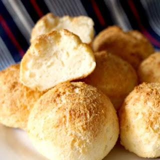 3-Ingredient Cheese Puffs.