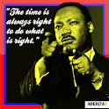 Martin Luther King Quote Cards icon